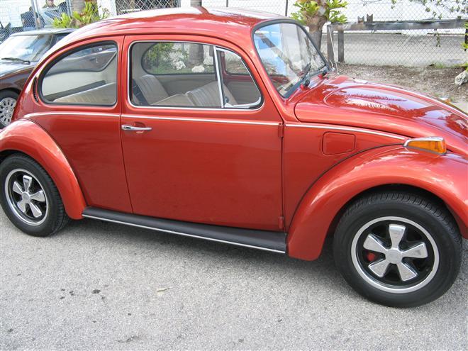 1971vw beetle restoration