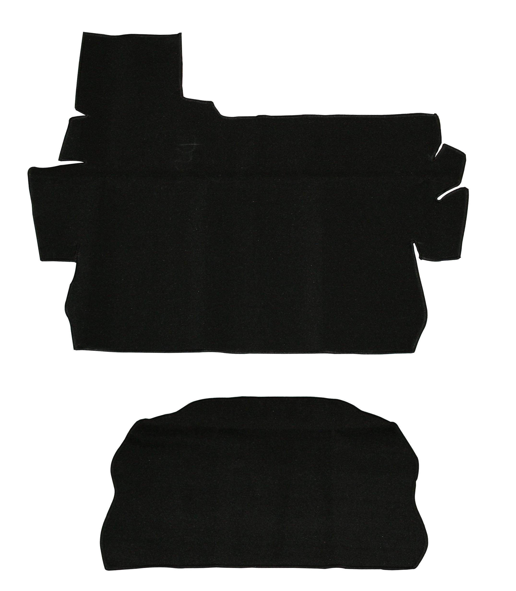 Carpet Kit Trunk, SB - 34-T1255-301