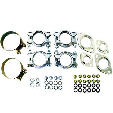 Muffler Mounting Kit w/Bands - 111298009B