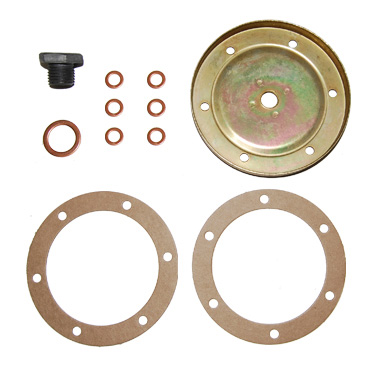 Oil Strainer Cover Kit - 113115181AC