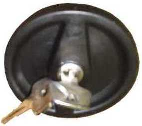Fuel Cap W Key Lock - 211201551K