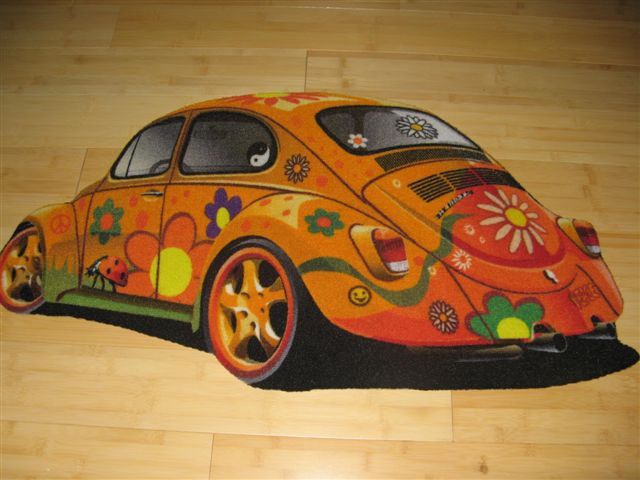 Beetle Floor Mat - beetlemat-o