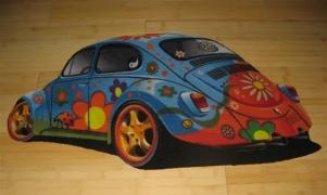 Beetle Floor Mat - beetlemat-b