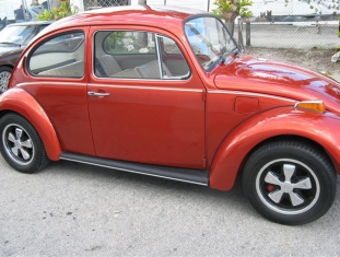 1971vw beetle restoration