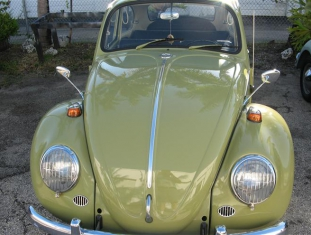 1966 vw beetle restoration