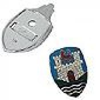 Hood Crest, Blue - 111853901