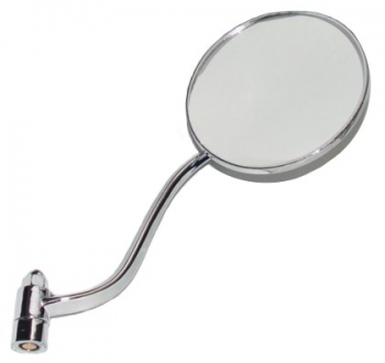 Side View Mirror, Round - 151512R