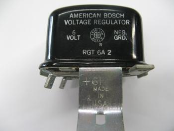 Bosch 6 volt Regulator - Bos190213015
