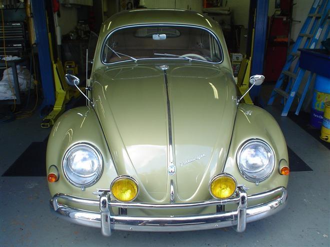 1957 Vw Beetle Bug