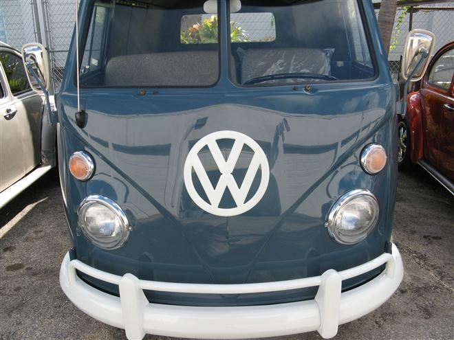 1966 vw bus panel van bus restoration