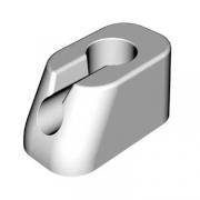 Visor Clip, Whiteleft Right - 111857561