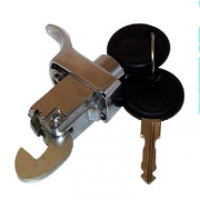 Rear Decklid Handle Lock w/Keys - 113827503H
