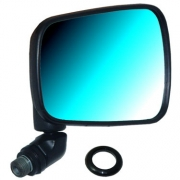 Mirror Side View Chrome, Right - 113857514D