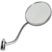 Side View Mirror, Round - 151512R