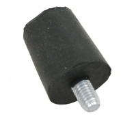 Rubber Stop, Side Dr/Seat Back  - 98-8379-B
