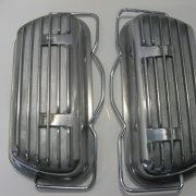Aluminum Valve Covers W Bails 1200cc 1600cc Pair - ACCC105116