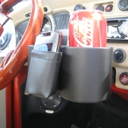 Cup & Phone  Holder  Beetle 68-77 - VWBE6877PC-BK