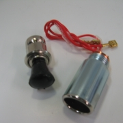 Cigarette Lighter 12 Volt - W1009BK