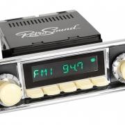 RetroSound Zuma Radio - Z1IVO
