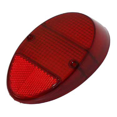 Lens, Taillight L Or R Red Red, Pair - 111945241D