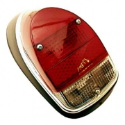 Taillight Assembly Right Red Crystal - 111945096R