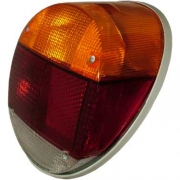 Taillight Assembly L Or R Yellow Red Crystal - 133945097A
